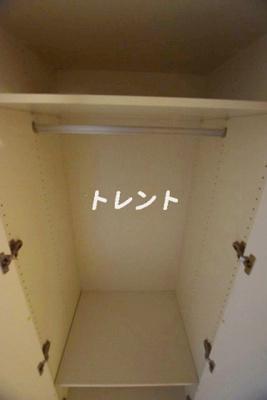 【収納】パークホームズ市谷薬王寺セントガレリア