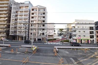 【展望】パークホームズ市谷薬王寺セントガレリア