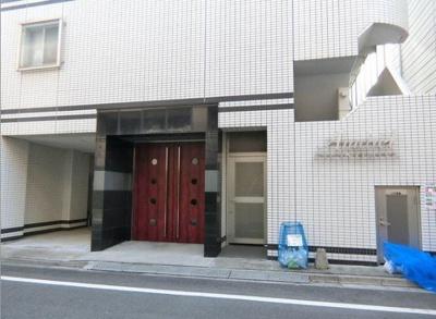 【エントランス】アマヴェル鷺ノ宮