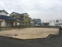 松山市 土居町 売土地 2区画 43.43坪~50.67坪の画像