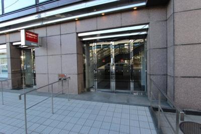 【エントランス】郡山野村證券ビル