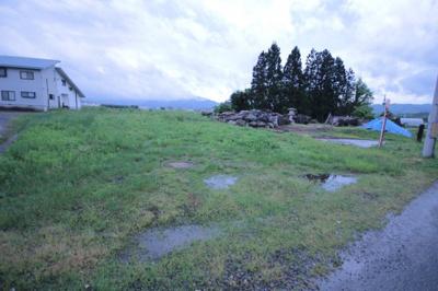 【外観】米沢市塩井町塩野① 土地