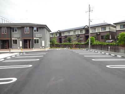 【駐車場】HaT レジデンス Ⅰ