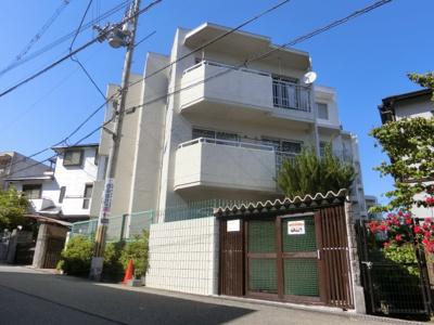 【現地写真】 鉄筋コンクリート造の5階建♪ 陽当たりに良いマンションとなっております♪