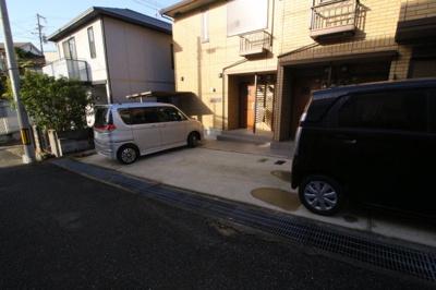 【駐車場】コンフォールNagura