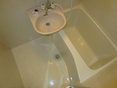 【浴室】メリーパレス