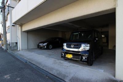 【駐車場】レジデンス清水が丘