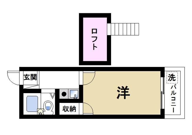 法蓮町第3マンション