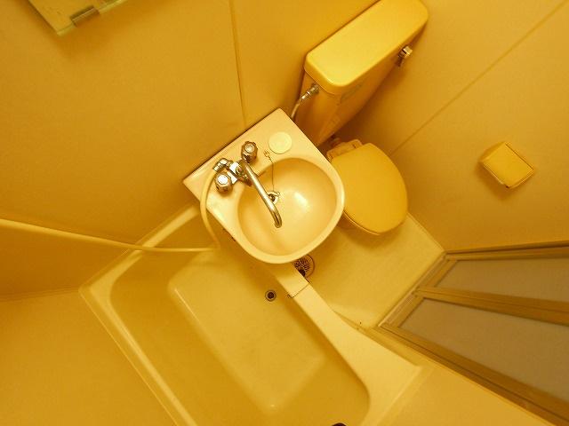 【浴室】法蓮町第3マンション