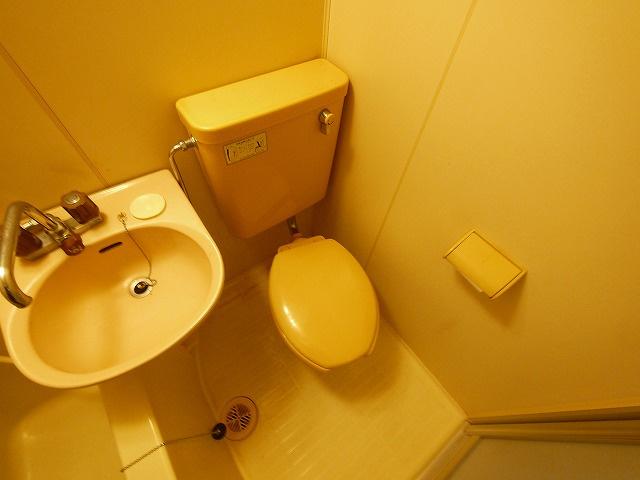 【トイレ】法蓮町第3マンション
