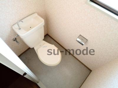 【トイレ】コーポ松政