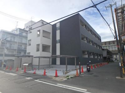 【外観】フジパレスフィオーレ八戸ノ里