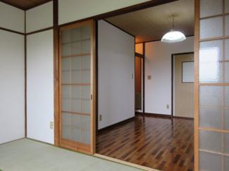 【居間・リビング】藤井ビル
