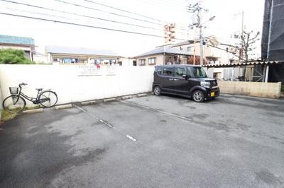 【駐車場】第3関根マンション