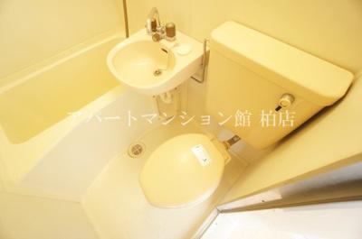 【浴室】ベルピア新柏第1