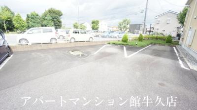 【駐車場】クリザンテームⅠ