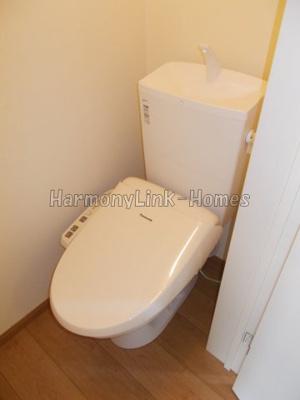 グレースリーベのトイレです☆