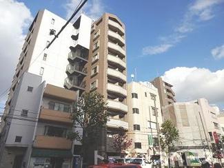 【外観】フェニックス早稲田駅前
