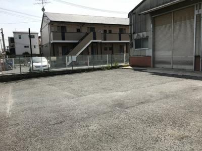 【駐車場】摂津市鳥飼上3丁目倉庫