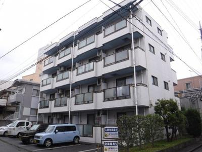 【外観】フジコーポ和田駐車場
