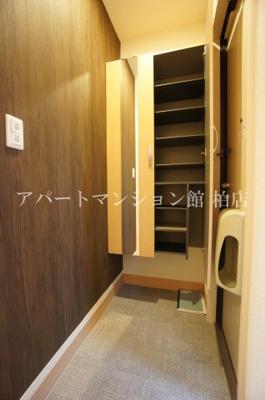【玄関】ファルケ フォレスト