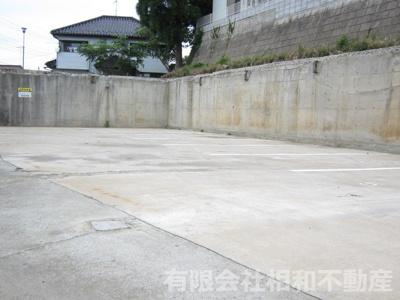 【外観】笹目沢パーキング