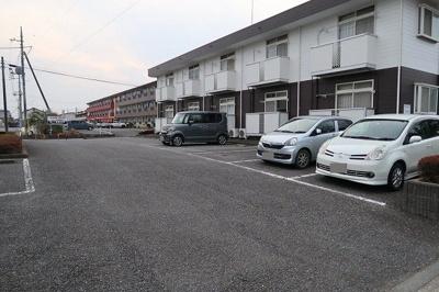 【駐車場】シーズ桜B