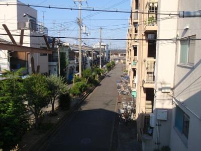 【展望】住道矢田1丁目29-3貸家