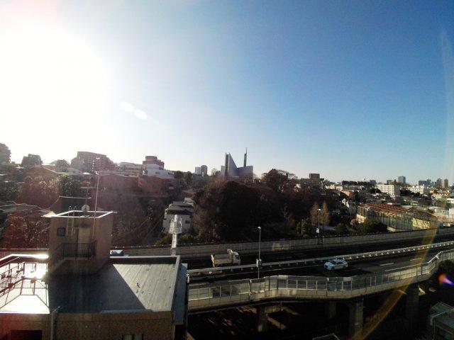 10階からの眺望です。【ラティエラ文京音羽】