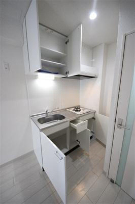 【キッチン】La CASA 上本町