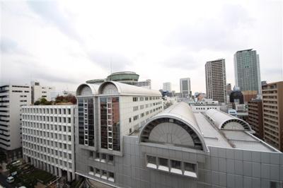 【展望】ララプレイス大阪城ヴェステン