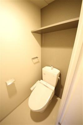 【トイレ】ララプレイス大阪城ヴェステン