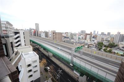 【展望】スワンズシティ堂島川