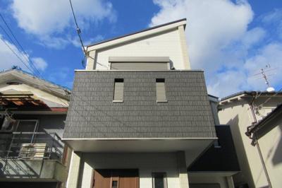 【外観】八尾市上之島町南5丁目新築一戸建