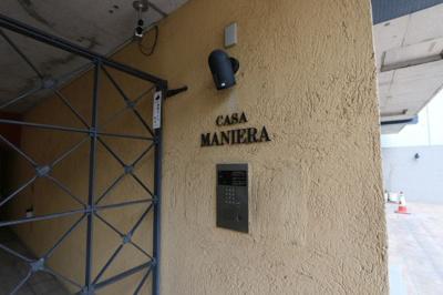 【エントランス】CASA MANIERA