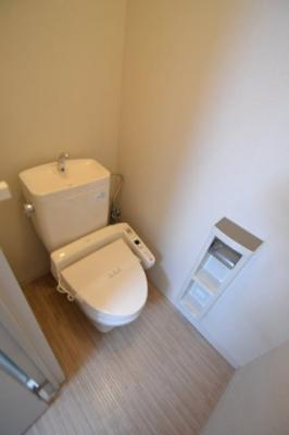 【トイレ】クレスト大夢D