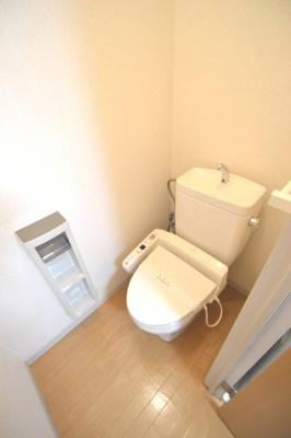 【トイレ】クレスト大夢A