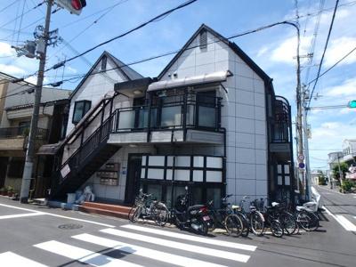 【外観】メロディーハイム小阪