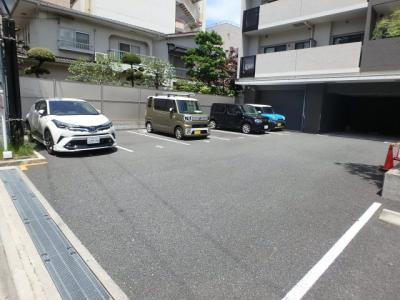 【駐車場】アンギンルマ