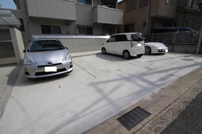 【駐車場】六甲コルン