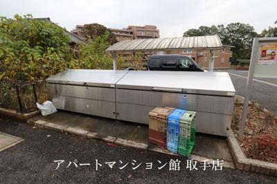 【その他共用部分】パーク・ヒルズ利根弐番館