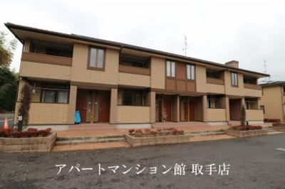 【外観】パーク・ヒルズ利根弐番館