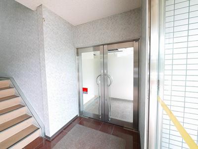 【玄関】朱雀医療ビル
