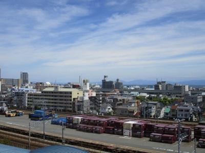 【展望】アルファステイツ鷹取駅前