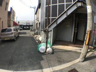 【エントランス】プティハイム平野