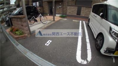 【駐車場】コンフォート加納