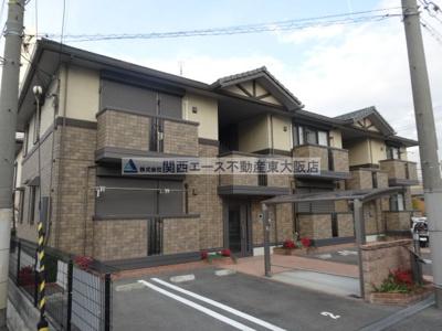 【外観】コンフォート加納