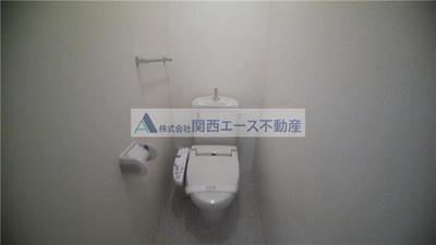 【トイレ】コンフォート加納