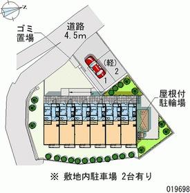 【区画図】極楽寺