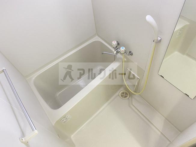 アッフェル(柏原市本郷・JR柏原駅) 浴室